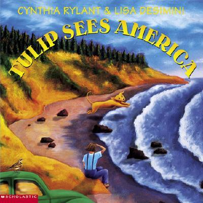 Tulip Sees America - Rylant, Cynthia