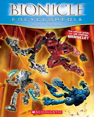 Bionicle Encyclopedia - Farshtey, Gregory
