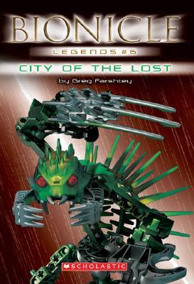 City of the Lost - Farshtey, Greg