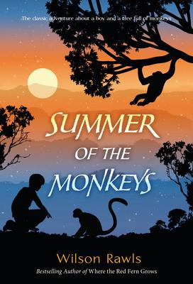 Summer of the Monkeys - Rawls, Wilson