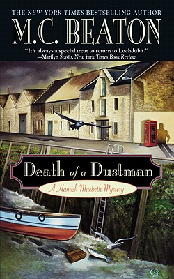 Death of a Dustman - Beaton, M C