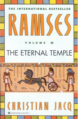 The Eternal Temple - Jacq, Christian, and Feeney, Mary (Translated by)