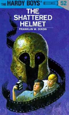 The Shattered Helmet - Dixon, Franklin W