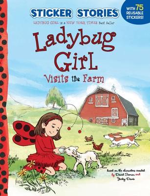 Ladybug Girl Visits the Farm - Soman, David (Creator), and Davis, Jacky (Creator)