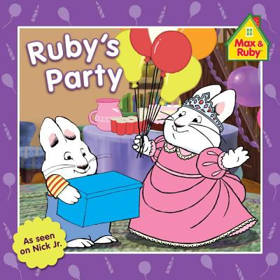 Ruby's Party - Wells, Rosemary