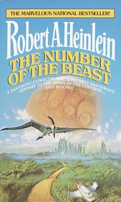 Number of the Beast - Heinlein, Robert A