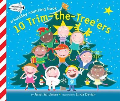 10 Trim-The-Tree'ers - Schulman, Janet