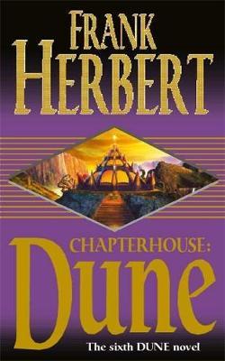 Chapter House Dune - Herbert, Frank