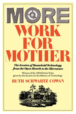 More Work for Mother: The Ironies of Household Technology from the Open Hearth to the Microwave - Cowan, Ruth Schwartz
