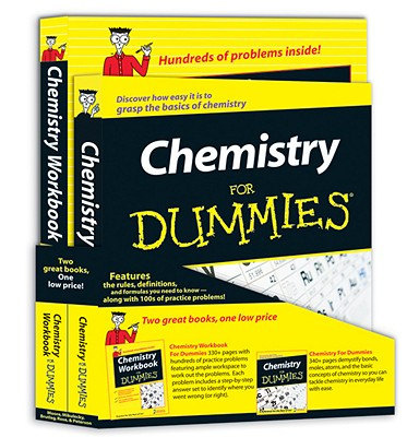 Chemistry for Dummies Education Bundle - Moore, John T, Ph.D., and Mikulecky, Peter J, and Brutlag, Katherine