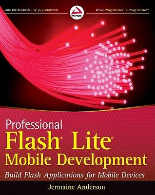 Professional Flash Lite Mobile Development - Anderson, Jermaine G