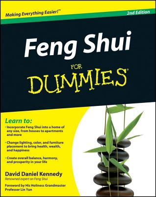 Feng Shui for Dummies - Kennedy, David, and Yun, Lin, Grandmaster (Foreword by)