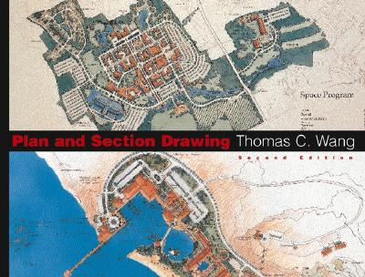 Plan and Section Drawing - Wang, Thomas C