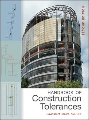 Handbook of Construction Tolerances - Ballast, David Kent