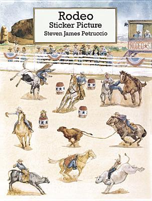 Rodeo Sticker Picture - Petruccio, Steven James