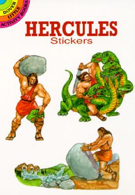 Hercules Stickers - Petruccio, Steven James, and Stickers