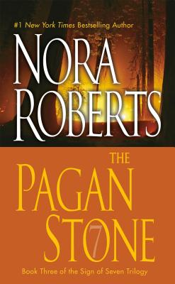 The Pagan Stone - Roberts, Nora