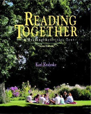 Reading Together: A Reading/Activities Text - Krahnke, Karl
