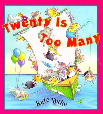 Twenty Is Too Many -