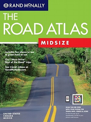 Rand McNally the Road Atlas: Midsize - Rand McNally (Compiled by)