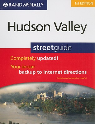 Rand McNally Hudson Valley Street Guide - Rand McNally (Creator)