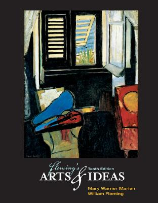 Fleming's Arts and Ideas (with CD-ROM and Infotrac) - Marien, Mary Warner, and Fleming, William