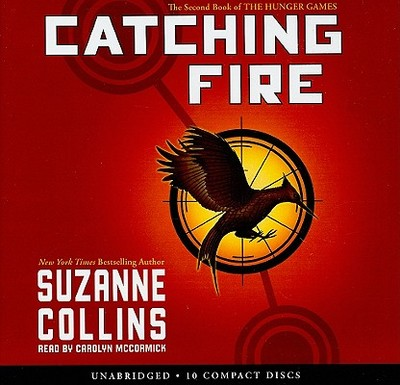 Catching Fire - Collins, Suzanne, and McCormick, Carolyn (Read by)
