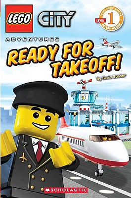 Lego City Adventures: Ready for Takeoff! - Sander, Sonia