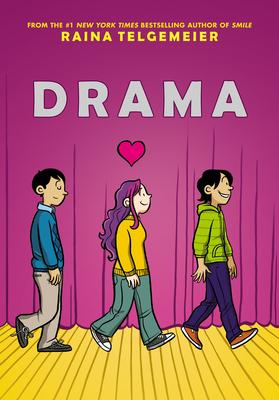 Drama - Telgemeier, Raina