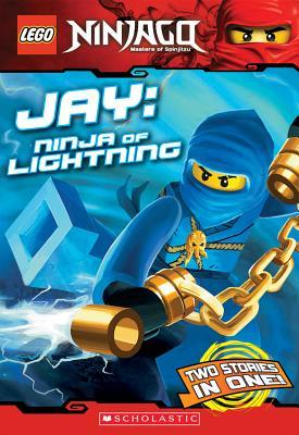 Lego Ninjago Chapter Book: Jay, Ninja of Lightning - Farshtey, Greg