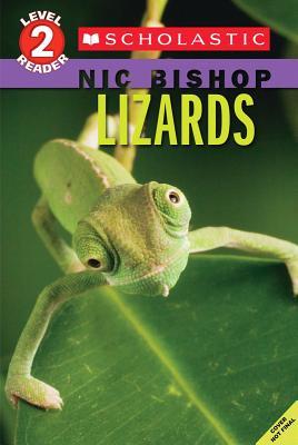 Lizards - Bishop, Nic (Photographer)