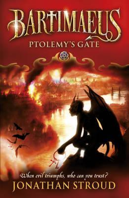 Ptolemy's Gate - Stroud, Jonathan