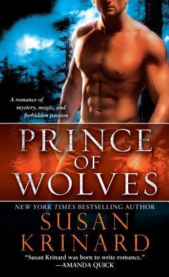 Prince of Wolves - Krinard, Susan