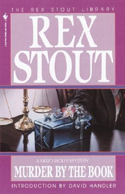 Murder by the Book - Stout, Rex