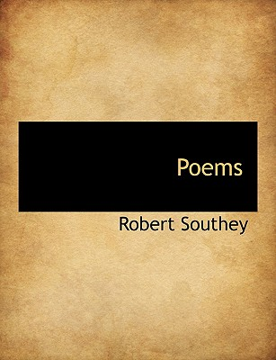 Poems - Southey, Robert