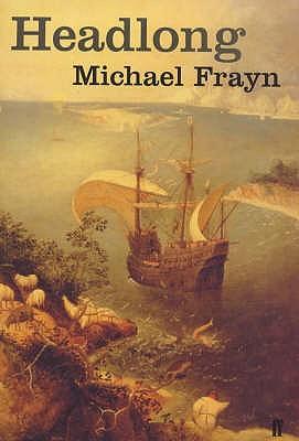 Headlong - Frayn, Michael