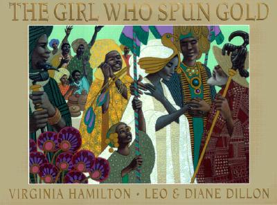 The Girl Who Spun Gold - Hamilton, Virginia