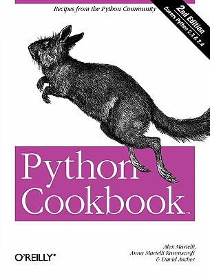 Python Cookbook - Martelli, Alex, and Ascher, David, and Ravenscroft, Anna