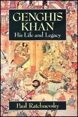 Genghis Khan - Ratchnevsky, Paul