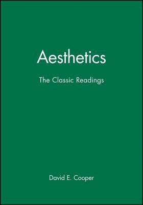 Aesthetics - Cooper, David E (Editor)