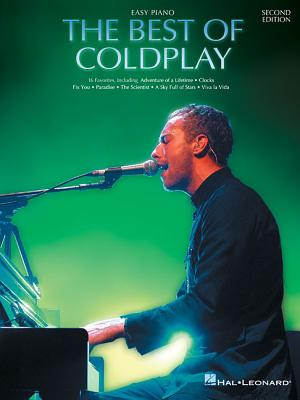 The Best of Coldplay for Easy Piano: Updated Edition - Hal Leonard Publishing Corporation (Creator)