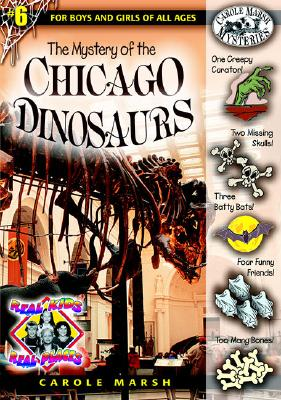 The Mystery of the Missing Dinosaurs - Marsh, Carole