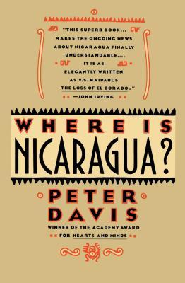 Where Is Nicaragua - Davis, Peter