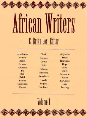 African Writers - Cox, Brian (Editor)