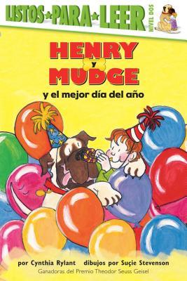 Henry y Mudge y El Mejor Dia del Ano - Rylant, Cynthia, and Stevenson, Sucie (Illustrator), and Ada, Alma Flor (Translated by)