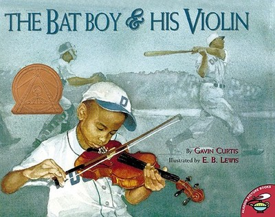 The Bat Boy and His Violin - Curtis, Gavin