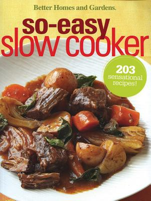 Better Homes and Gardens So-Easy Slow Cooker - Better Homes and Gardens, and Gardens, Better Homes &, and Lastbetter Homes & Gardens