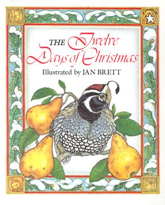 The Twelve Days of Christmas - Brett, Jan