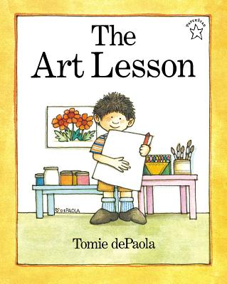 The Art Lesson - DePaola, Tomie