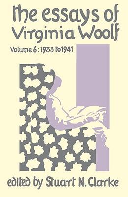 Essays by Virginia Woolf: v. 6 - Woolf, Virginia